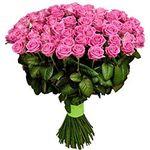 Букеты из 101 розы - цветы и букеты на 7roz.kiev.ua