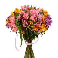 Букет из 17 альстромерий - цветы и букеты на 7roz.kiev.ua