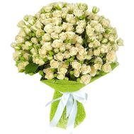 Bouquet of 35 roses - flowers and bouquets on 7roz.kiev.ua