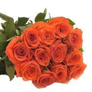 Букет из 15 роз - цветы и букеты на 7roz.kiev.ua