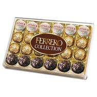 Конфеты «Ferrero Collection» - цветы и букеты на 7roz.kiev.ua