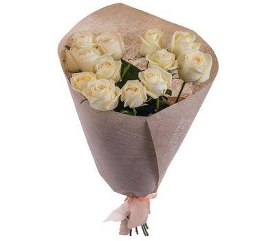 """""""Букет цветов из 13 белых роз"""" в интернет-магазине цветов 7roz.kiev.ua"""