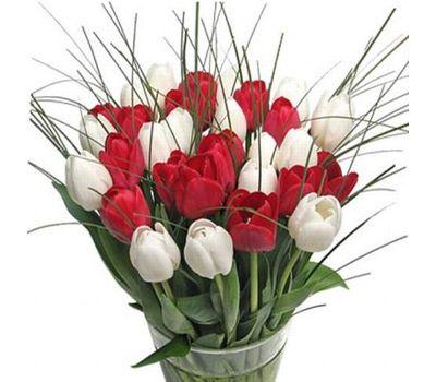 """""""Букет из 39 тюльпанов"""" в интернет-магазине цветов 7roz.kiev.ua"""