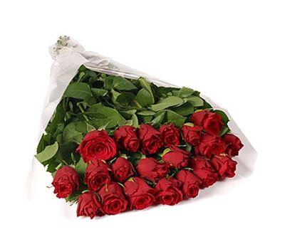 """""""Букет цветов из 21 импортной розы"""" в интернет-магазине цветов 7roz.kiev.ua"""