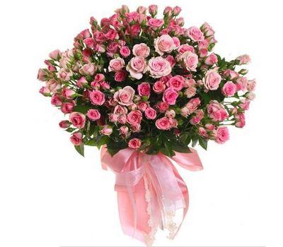 """""""Букет из 19 розы спрей"""" в интернет-магазине цветов 7roz.kiev.ua"""