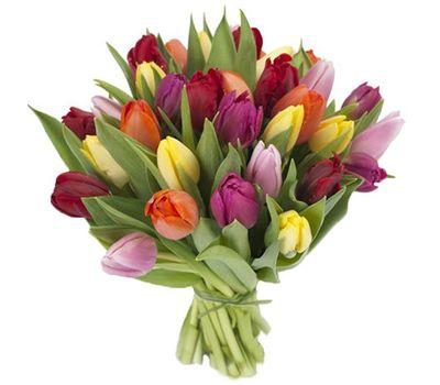 """""""Букет из 33 тюльпанов"""" в интернет-магазине цветов 7roz.kiev.ua"""