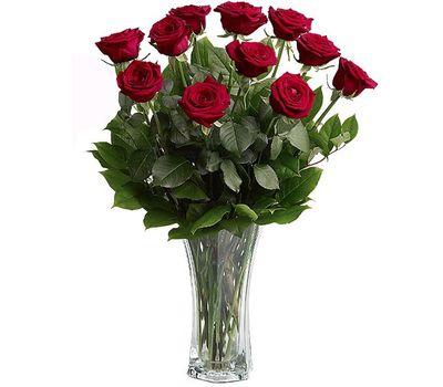 """""""Букет из 11 красных роз"""" в интернет-магазине цветов 7roz.kiev.ua"""