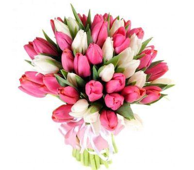 """""""Букет из 55 тюльпанов"""" в интернет-магазине цветов 7roz.kiev.ua"""