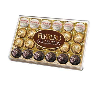 """""""Конфеты «Ferrero Collection»"""" в интернет-магазине цветов 7roz.kiev.ua"""