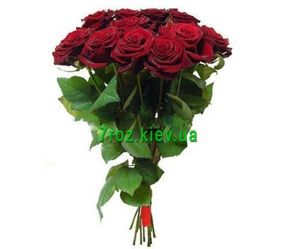 """Bouquet of 11 red roses"" in the online flower shop 7roz.kiev.ua"