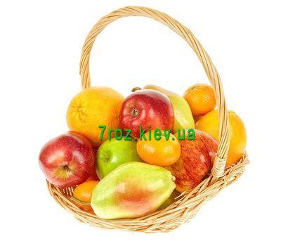 """""""Корзина с фруктами"""" в интернет-магазине цветов 7roz.kiev.ua"""