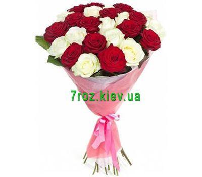 """Bouquet of 23 roses"" in the online flower shop 7roz.kiev.ua"