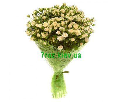 """""""Букет из 25 кустовой роз"""" в интернет-магазине цветов 7roz.kiev.ua"""