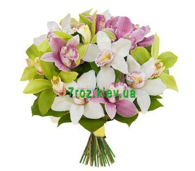 """""""Букет из орхидей"""" в интернет-магазине цветов 7roz.kiev.ua"""