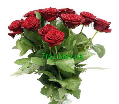 """Bouquet of 15 red roses"" in the online flower shop 7roz.kiev.ua"