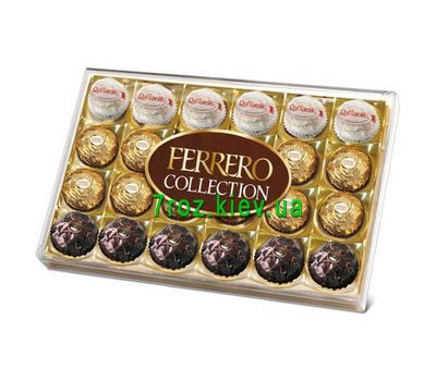 """Candy Ferrero Collection"" in the online flower shop 7roz.kiev.ua"