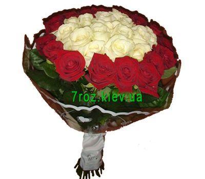 """""""Букет из 31 розы"""" в интернет-магазине цветов 7roz.kiev.ua"""