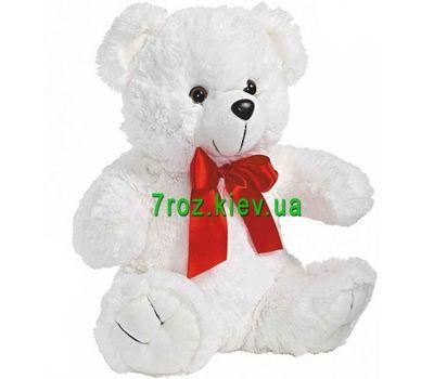"""""""Мягкая игрушка Белый мишка"""" в интернет-магазине цветов 7roz.kiev.ua"""