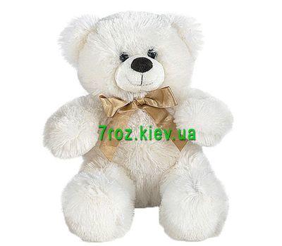 """Soft toy White Bear"" in the online flower shop 7roz.kiev.ua"